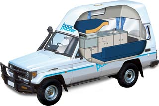 4WD CAMPERVANS.COM Australian owned and operated four wheel drive rental and hire business